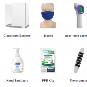 school ppe products