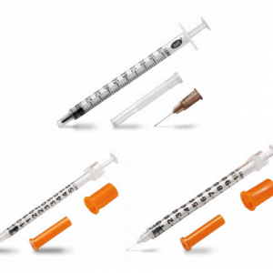 Insulin and Tuberculin Syringes